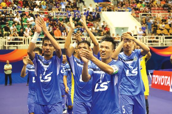Giải futsal các CLB châu Á 2017 Món quà tri ân ảnh 1