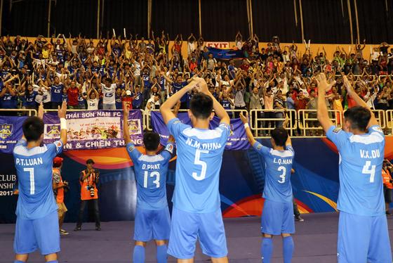 Giải futsal các CLB châu Á 2017 Món quà tri ân ảnh 2