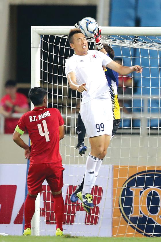 U22 Việt Nam – Các ngôi sao K-League 1-0: Đúng chất giao hữu ảnh 4
