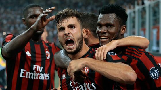 Milan chờ mùa giải vĩ đại ảnh 1