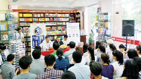 Ông Phạm Minh Thuận, Tổng Giám đốc Fahasa: Phát hành sách đang có sự phân hóa mạnh ảnh 1