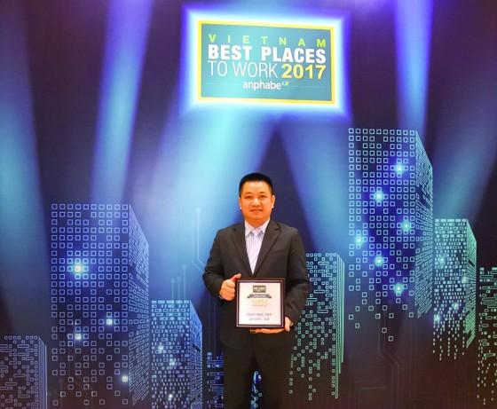 SCB thuộc Top 5 ngân hàng Việt có môi trường làm việc tốt nhất ảnh 1