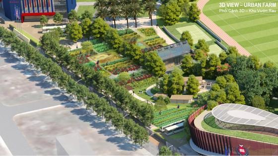 Hơn 1.000 tỷ đồng xây dựng Thành phố giáo dục đầu tiên tại Việt Nam ảnh 5