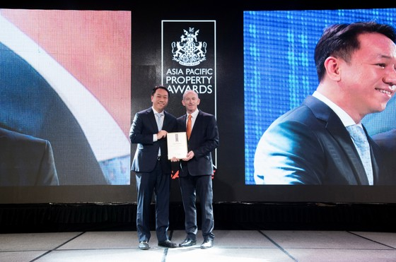 SonKim Land giành Giải thưởng bất động sản Asia Pacific Property Awards 2018 ảnh 1