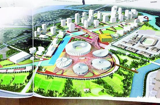 Duyệt 212ha xây dựng Khu liên hợp thể dục thể thao quốc gia Rạch Chiếc ảnh 1