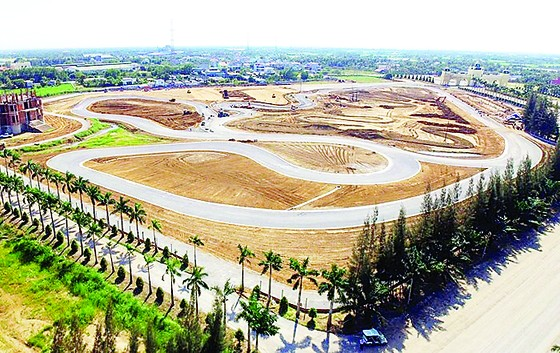 Duyệt 212ha xây dựng Khu liên hợp thể dục thể thao quốc gia Rạch Chiếc ảnh 2