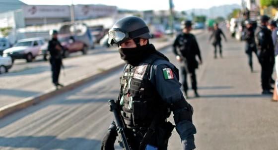 6 cảnh sát giao thông Mexico bị sát hại ảnh 1