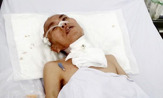 Người đàn ông neo đơn lâm bệnh nặng ảnh 1