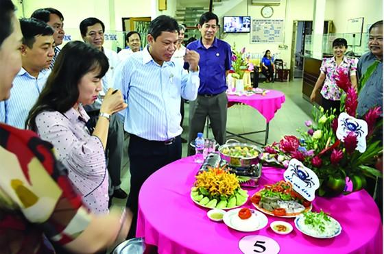 Công đoàn Công ty TNHH MTV Xổ số kiến thiết Đồng Tháp tổ chức thi nấu ăn nhân ngày Gia đình Việt Nam ảnh 3
