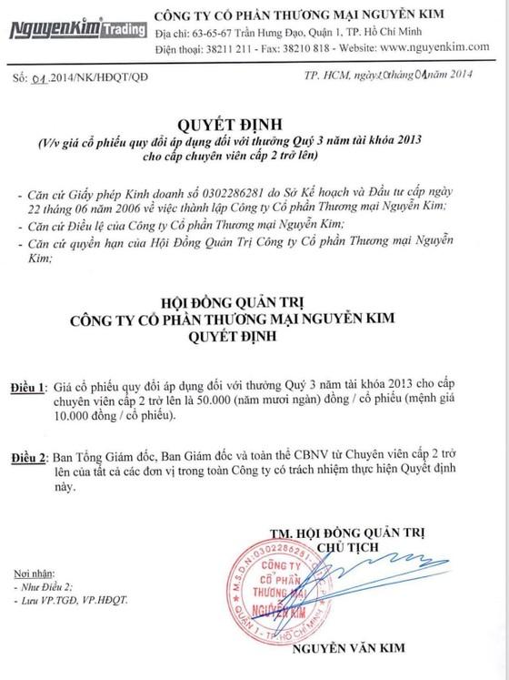 Điện máy Nguyễn Kim bị phạt và truy thu thuế gần 150 tỷ đồng ảnh 2