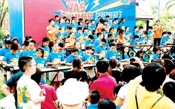Hụt hẫng sân khấu học đường ảnh 2