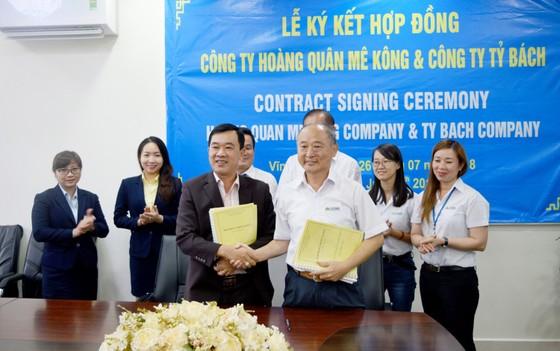 Hoàng Quân Mê Kông cho Công ty Tỷ Bách thuê lại 18,2ha đất tại KCN Bình Minh – Vĩnh Long  ảnh 1