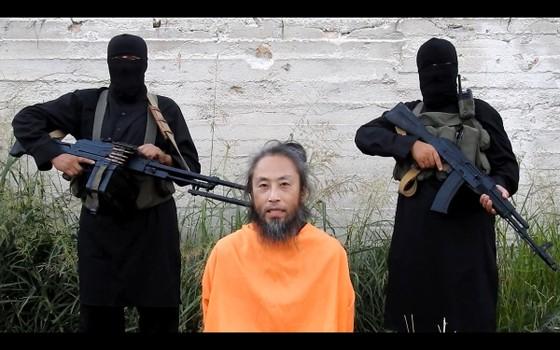 Xuất hiện video nhà báo Nhật Bản bị bắt cóc tại Syria kêu cứu ảnh 1