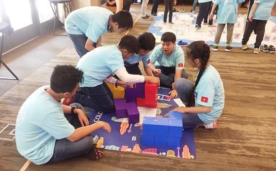 Việt Nam đoạt 5 huy chương bạc và đồng tại cuộc thi Toán học Thế giới - WMO 2018 ảnh 2
