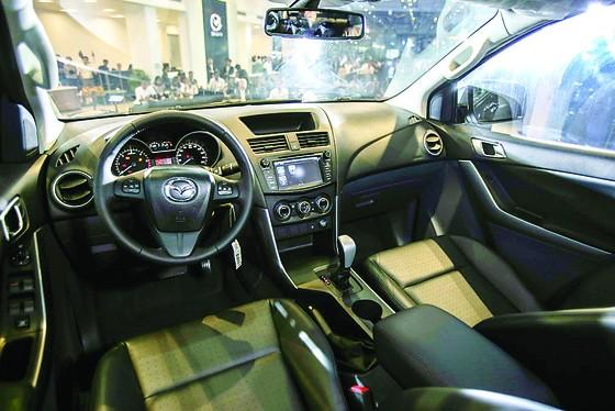 Mazda BT-50 mới ra mắt thị trường Việt Nam với nhiều nâng cấp ảnh 2