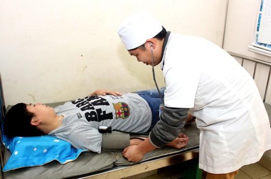Nâng cấp tuyến y tế cơ sở ảnh 1