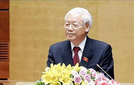 Phát biểu nhậm chức của Tổng Bí thư, Chủ tịch nước Nguyễn Phú Trọng ảnh 1