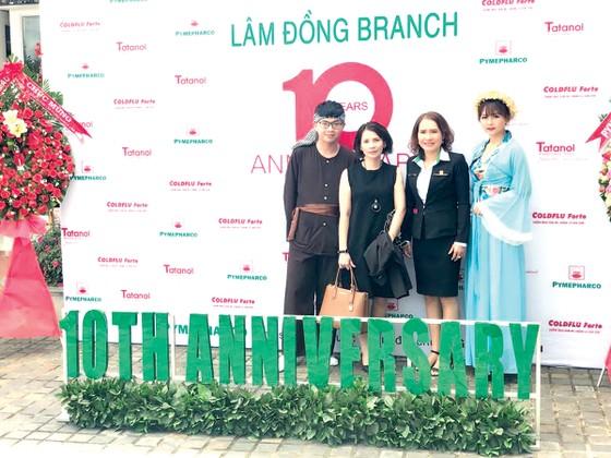 Pymepharco kỷ niệm 10 năm thành lập chi nhánh Đồng Nai và chi nhánh Lâm Đồng (2008 - 2018) ảnh 2