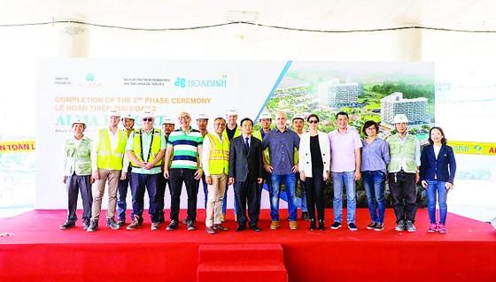 Hòa Bình hoàn thành giai đoạn 2 dự án khu nghỉ dưỡng ALMA Nha Trang ảnh 2
