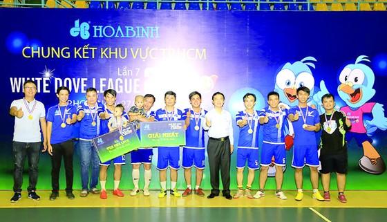 Xác định được 6 đội bóng mạnh nhất tranh Cup Futsal White Dove League 2018 toàn quốc   ảnh 2