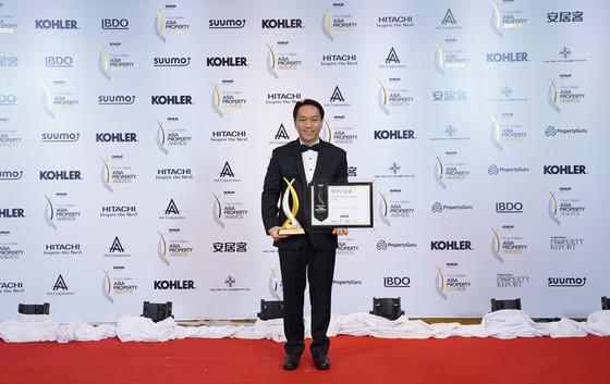 """SonKim Land nhận giải """"Best Boutique Developer"""" tại lễ trao Giải thưởng Bất động sản châu Á 2018  ảnh 2"""