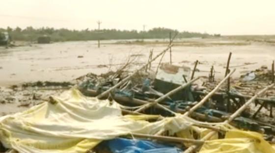 Bão Gaja làm hơn 30 người thiệt mạng tại Ấn Độ ảnh 3