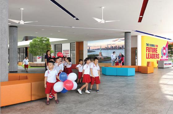 Cất nóc toàn dự án Thành phố giáo dục quốc tế IEC Quảng Ngãi ảnh 8