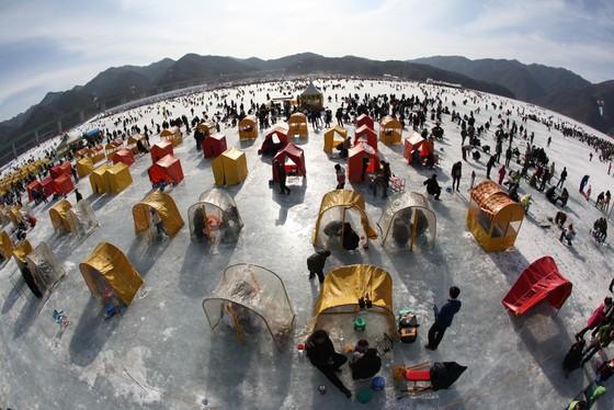 Trải nghiệm du lịch mùa Đông tại Hàn Quốc ảnh 4