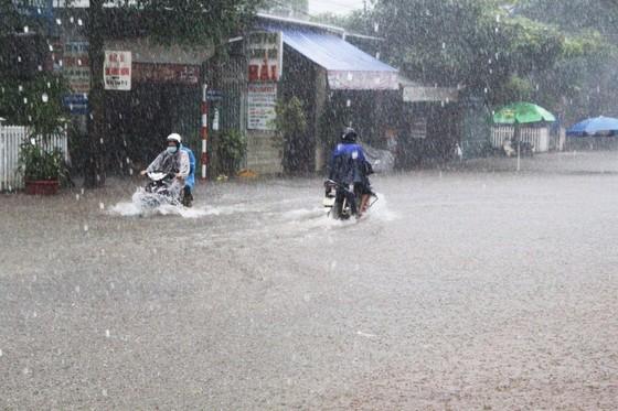 Từ chiều nay 25-11, TPHCM mưa to đến 200mm, có thể ngập lụt ảnh 5