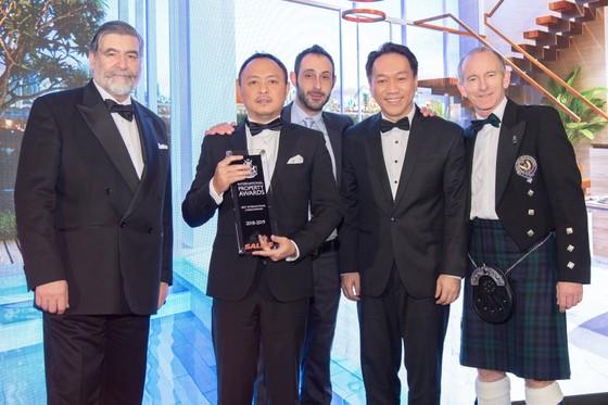 Serenity Sky Villas đoạt giải Dự án căn hộ tốt nhất của châu Á–TBD và Dự án căn hộ tốt nhất thế giới ảnh 1