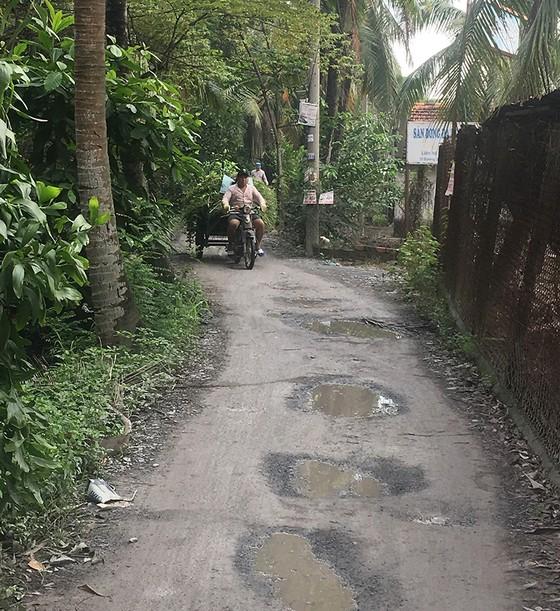 Khu dân cư Phương Đông không kết nối hạ tầng kỹ thuật ảnh 1