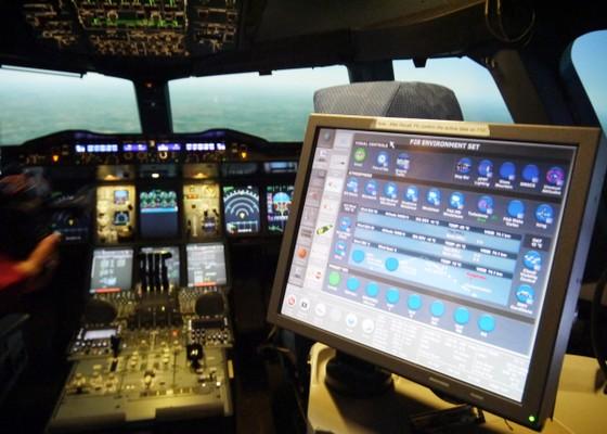 Bên trong khu đào tạo bay của Korean Air   ảnh 9