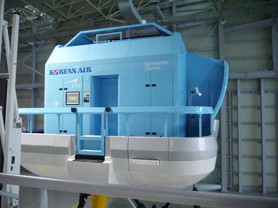 Bên trong khu đào tạo bay của Korean Air   ảnh 13