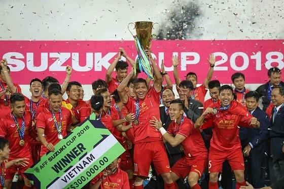 Trận chung kết AFF Cup 2018 đêm qua tiếp tục phá vỡ kỷ lục rating tại Hàn Quốc ảnh 3