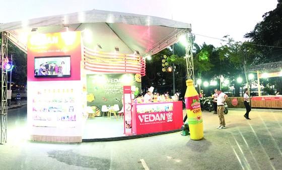 Vedan gây ấn tượng với sản phẩm dầu ăn mới tại Liên hoan ẩm thực Đồng Nai lần VIII - 2018 ảnh 1