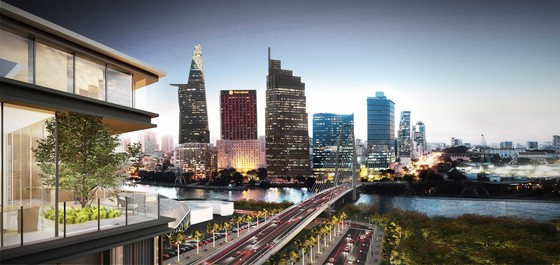 SonKim Land giới thiệu dự án The Galleria Residences, ra mắt giai đoạn 1 The Metropole Thủ Thiêm ảnh 2