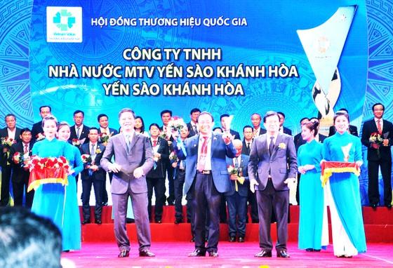 Yến sào Khánh Hòa được tôn vinh Thương hiệu Quốc gia năm 2018 ảnh 1