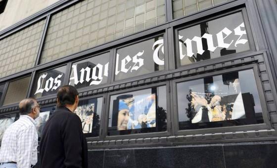 Tấn công mạng làm gián đoạn in ấn hàng loạt báo lớn của Mỹ ảnh 1