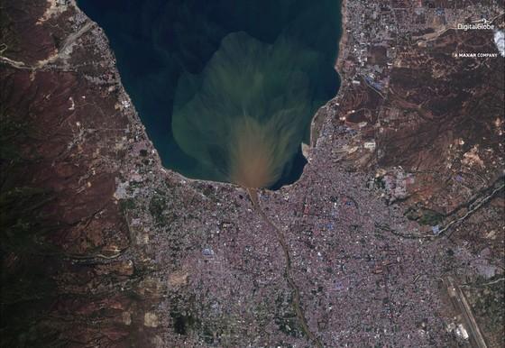 8 ảnh thời sự chụp từ vệ tinh ấn tượng nhất 2018 ảnh 13