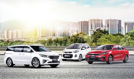 Kia thành công ấn tượng năm 2018 với doanh số gần 30.000 xe  ảnh 1
