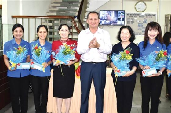 """""""Nét đẹp trong văn hóa doanh nghiệp"""" ở Công ty TNHH MTV Xổ số kiến thiết tỉnh Đồng Tháp ảnh 1"""