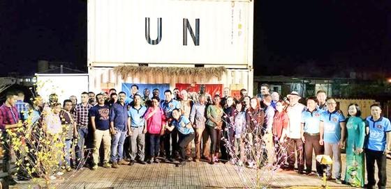 Tinh thần Việt Nam ở Nam Sudan ảnh 2