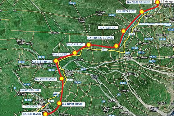Ưu tiên làm ngay đường sắt tốc độ cao TPHCM - Cần Thơ ảnh 4