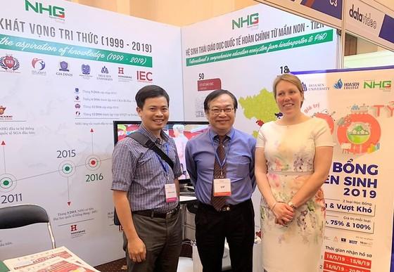 Tập đoàn giáo dục Nguyễn Hoàng phát triển giáo dục trên nền tảng công nghệ ảnh 3