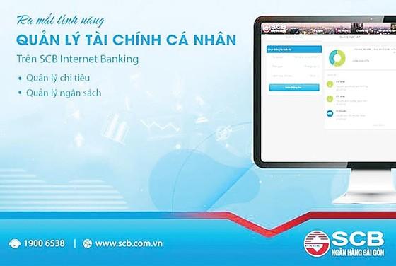 SCB chính thức ra mắt chức năng quản lý tài chính cá nhân trên SCB Internet banking ảnh 1
