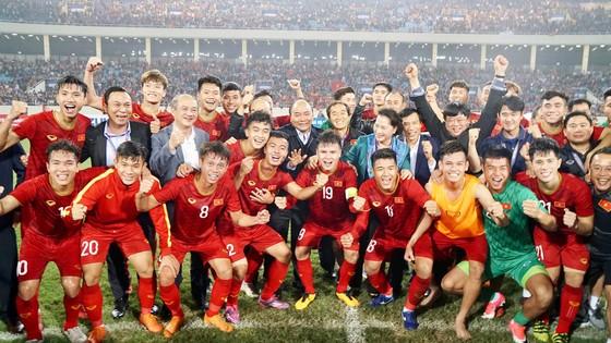 Chiến thắng của U.23 Việt Nam đã giúp khẳng định vị thế số 1 Đông Nam Á   Ảnh: HOÀNG HÙNG