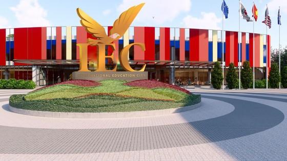 Khối nhà điều hành trung tâm Thành phố Giáo dục Quốc tế - IEC Quảng Ngãi chính thức đi vào hoạt động ảnh 5