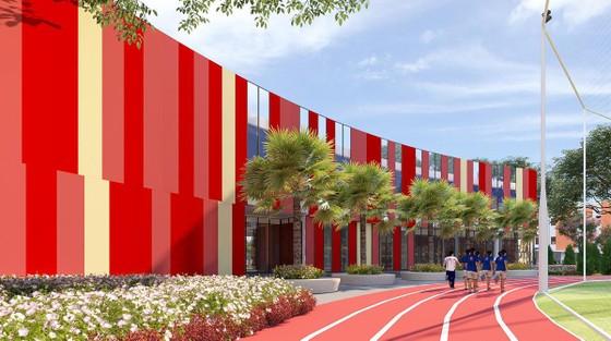 Khối nhà điều hành trung tâm Thành phố Giáo dục Quốc tế - IEC Quảng Ngãi chính thức đi vào hoạt động ảnh 6