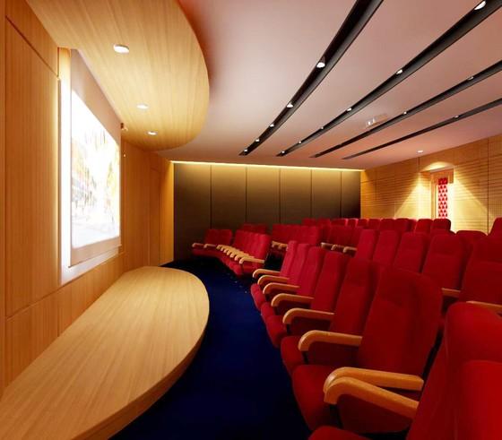 Khối nhà điều hành trung tâm Thành phố Giáo dục Quốc tế - IEC Quảng Ngãi chính thức đi vào hoạt động ảnh 8