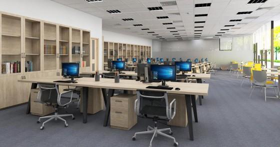 Khối nhà điều hành trung tâm Thành phố Giáo dục Quốc tế - IEC Quảng Ngãi chính thức đi vào hoạt động ảnh 11